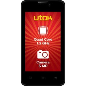 Utok Q40 8GB Dual SIM Black