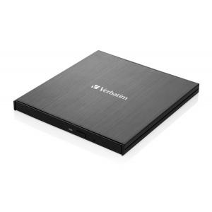 Verbatim External Slimline CD/DVD Writer 43886