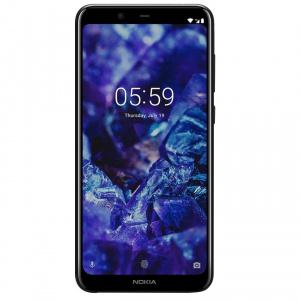 Nokia 5.1 Plus 2018 32GB 3GB RAM Dual SIM 4G Black