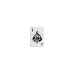 Zippo Brichetă Vintage Ace of Spades 9131