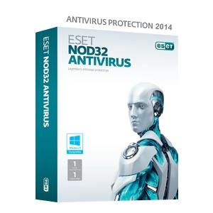 Eset Eset NOD32 Antivirus, 2 Calculatoare, 1 An, Licenta Reinnoire Electronica