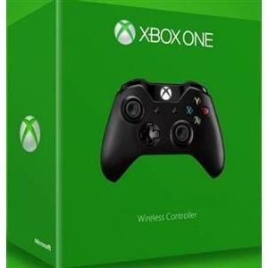 Microsoft Controller Wireless Xbox One Black + PC