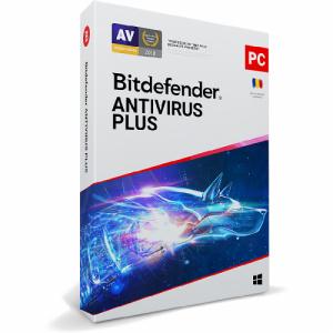 Softwin Antivirus Plus 2021, 10users/1year, Base Retail