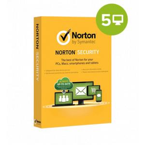 Symantec Norton Security Deluxe 2018 – 1 an / 5 PC, licență electronică 32/64 bit