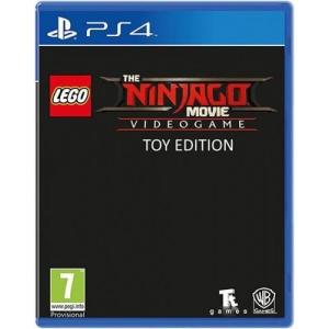 Warner Bros. LEGO NINJAGO Movie: Video Game Toy Edition (PS4)