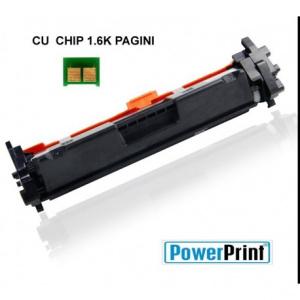 PowerPrint HP CF217A 17A M102 cu CHIP