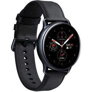 Samsung Galaxy Watch Active2 LTE 40mm Stainless Black