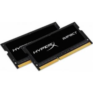 HyperX HyperX Impact Black  2x 8GB DDR4 2400MHz CL14  hx424s14ibk2/16