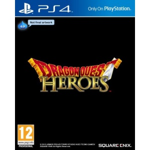 Square Enix Dragon Quest Heroes D1 Edition PS4