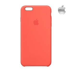 Apple Husa iPhone 6/6S Silicon Apricot MM642ZM/A