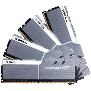 G.Skill TridentZ 32GB DDR4 Grey/White Kit Dual Channel (F4-3200C14Q-32GTZSW)