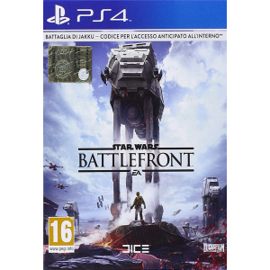 Electronic Arts Star Wars Battlefront Day One Edition FR PlayStation 4
