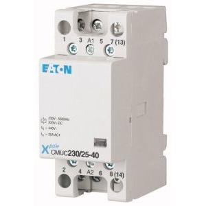 Eaton Installation Contactor CMUC230/25-04 -