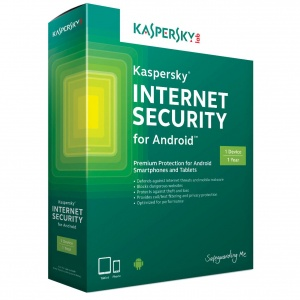 Kaspersky Internet Security for Android EEMEA Edition 1 user 1 an Renewal License Pack KL1091OCAFR
