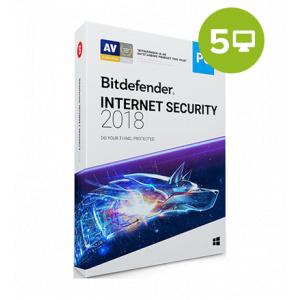 Softwin Internet Security 2018 – 1 an / 5 PC, licență electronică 32/64 bit