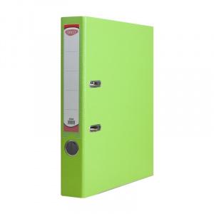 Daco Biblioraft plastifiat 50 mm, verde deschis