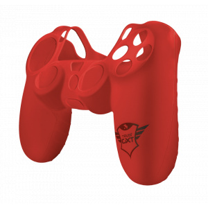 Trust GXT 744R Rubber Skin PS4 controller - Red 21214