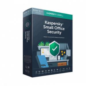 Kaspersky Small Office Security Licenta electronica  9 device-uri 1 an Licenta noua