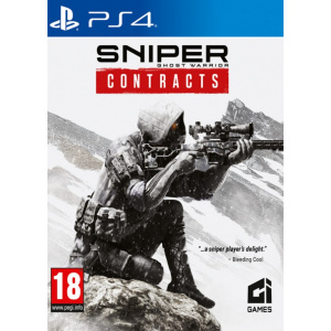 CI Games SNIPER GHOST WARRIOR CONTRACTS Ps4