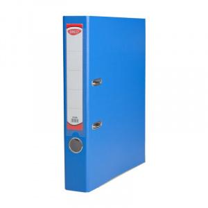 Daco Biblioraft plastifiat 75 mm, albastru marin