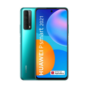 Huawei P Smart (2021) 128GB Dual SIM 4G Crush Green