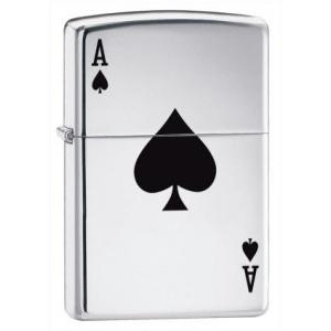 Zippo Lucky Ace of Spades 24011