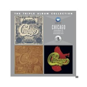 Chicago The Triple Album Collection