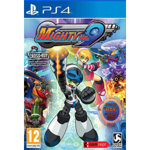 Deep Silver MIGHTY NO. 9 + RAY EXPANSION CROSS BUY PSVT PS4