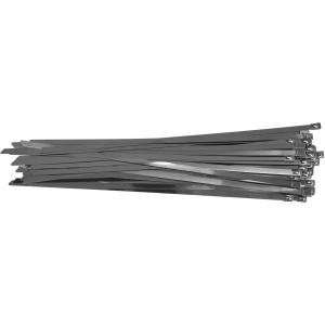 YATO Coliere metalice reglabile 8.0 x 400mm 50buc YT-70584