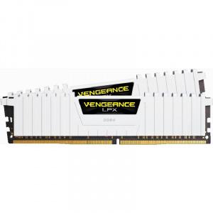 Corsair Vengeance® LPX 16GB (2 x 8GB) DDR4 DRAM 3000MHz C16  CMK16GX4M2D3000C16W