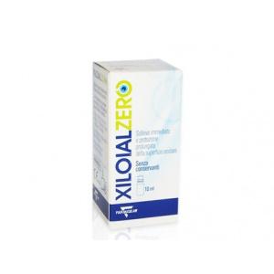 Farmigea Xiloial Zero solutie oftalmica, 10 ml
