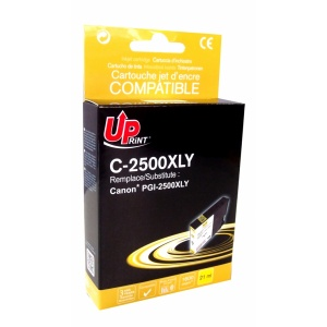 UPrint Cartus galben CJ2500XLYUP  21ml