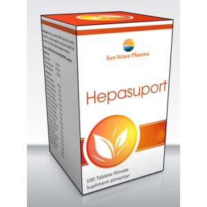 Sun Wave Pharma Hepasuport 100 tab