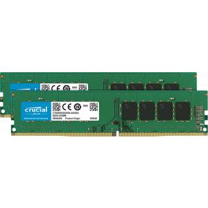 Crucial 32GB Kit (2 x 16GB) DDR4-3200 UDIMM CT2K16G4DFD832A