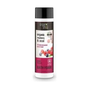 Organic Shop Spumant de baie cu zmeura si acai Berry Delight  500 ml