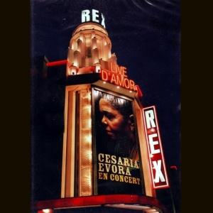 Cesaria Evora Live D'Amor