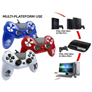 Subsonic Controller Cablu Pro4 Ps4 Alb