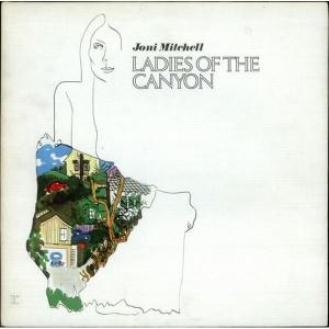 Joni Mitchell JONI MITCHELL-LADIES OF THE CANYON-LP