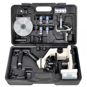 Bresser Microscop Biolux NV 20x-1280x cu camera HD USB