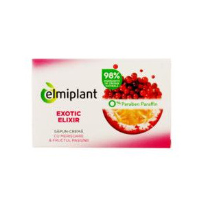 Elmiplant Sapun Solid Exotic Elixir, 100g
