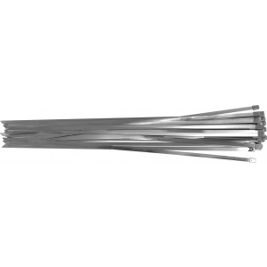 YATO Coliere metalice reglabile 8.0 x 550mm 50buc YT-70587