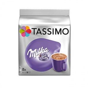 Jacobs Tassimo Milka 8 capsule ciocolata