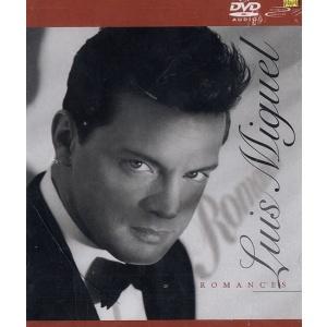 Luis Miguel Romances (1 DVD-A)