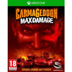 Stainless Games Carmageddon Max Damage Xbox One