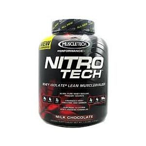 nitro tech pierde în greutate