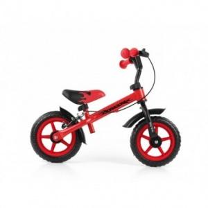 Milly Mally Bicicleta fara pedale Dragon Z Red