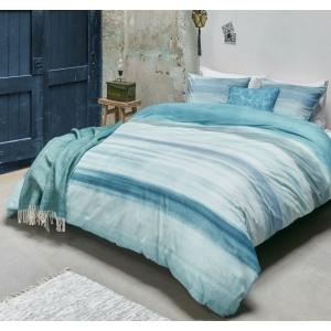 BeddingHouse Lenjerie de pat bleu Gibson