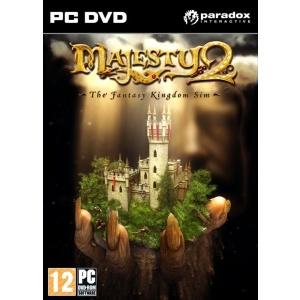 Paradox Interactive Majesty 2: The Fantasy Kingdom Sim (PC) G5278