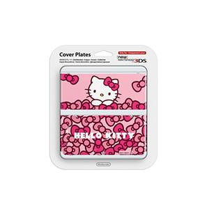 Nintendo Cover Plate 3Ds Hello Kitty