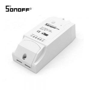 Fibaro Releu Wi-Fi monitorizare consum electric Sonoff POW